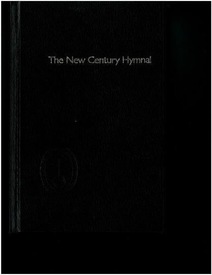 The New Century Hymnal | Pew Edition