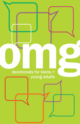 omg / devotionals for teens + young adults (COVER)
