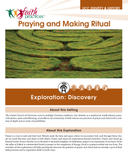 Faith Practices | Praying and Making Ritual (Downloadable PDFs)