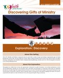 Faith Practices | Discovering Gifts of Ministry (Downloadable PDFs)