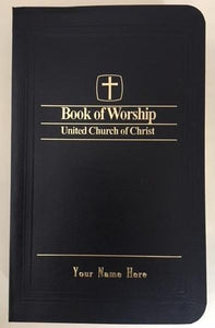 Book of Worship - United Church of Christ - Pocket Edition