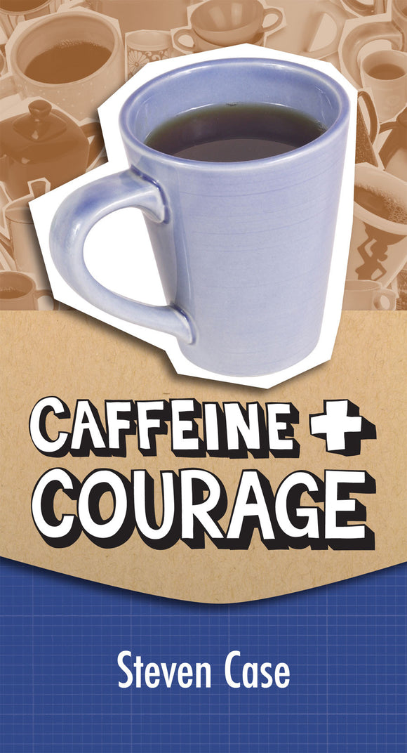 Caffeine & Courage | Youth Ministry Resource (Case)  PDF Download