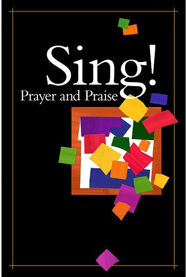 Sing Prayer and Praise | Music Song Book for Worship Leaders (Ressman)