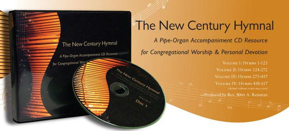 The New Century Hymnal | A Pipe-Organ Accompaniment CD