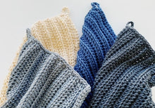 Load image into Gallery viewer, Easy Crochet Dish Towel Pattern (Two Sizes)