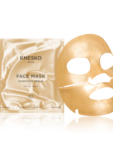 Nanogold Face Mask Single