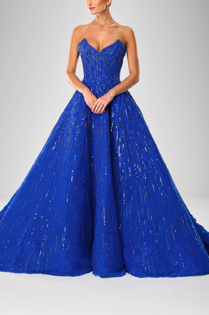 The Pia Ball Gown