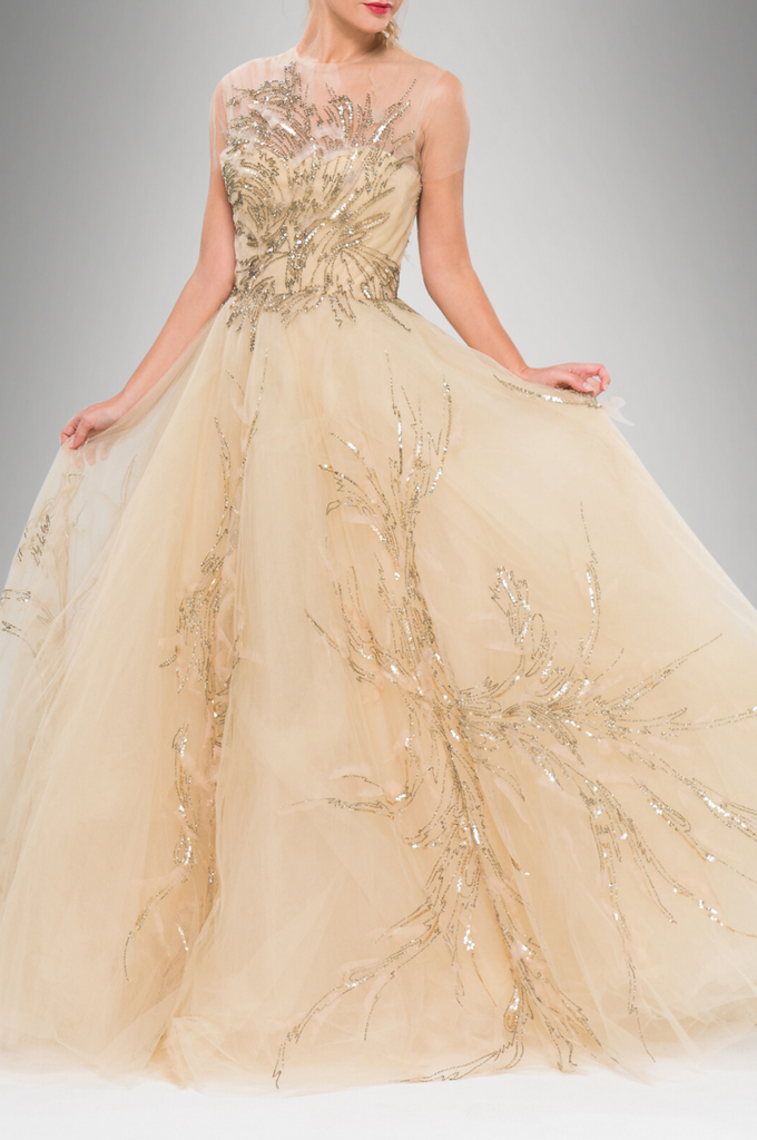Princess Ball Gown