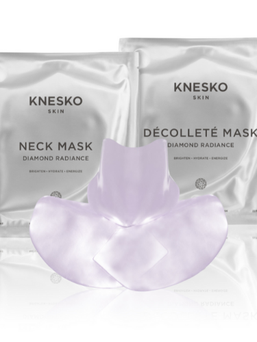 Diamond Neck & Decollete Mask Single