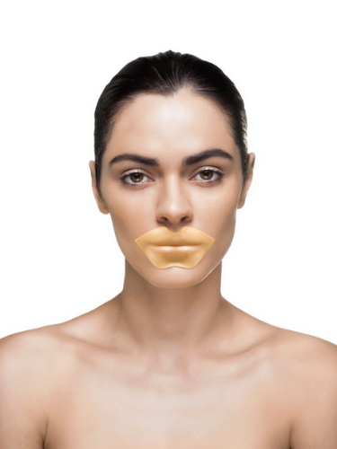 Nanogold Lip Mask Single