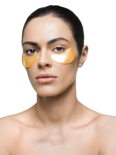 Nanogold Eye Mask