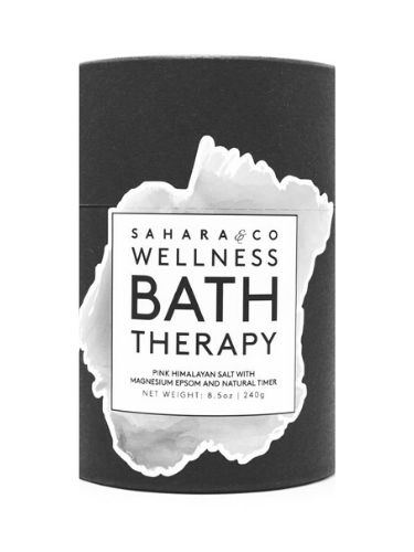 Bath Therapy Pink Himalayan Salt