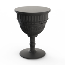 Load image into Gallery viewer, QEEBOO | Capitol Side Table  (Black & White Available)