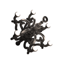 Load image into Gallery viewer, QEEBOO | Fallen Chandelier M (Multiple Colours Available)