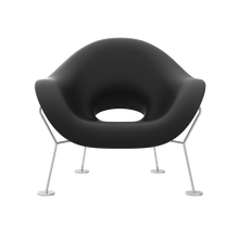 Load image into Gallery viewer, QEEBOO | Pupa Armchair - Chrome Base - Indoor (Multiple Colours Available)