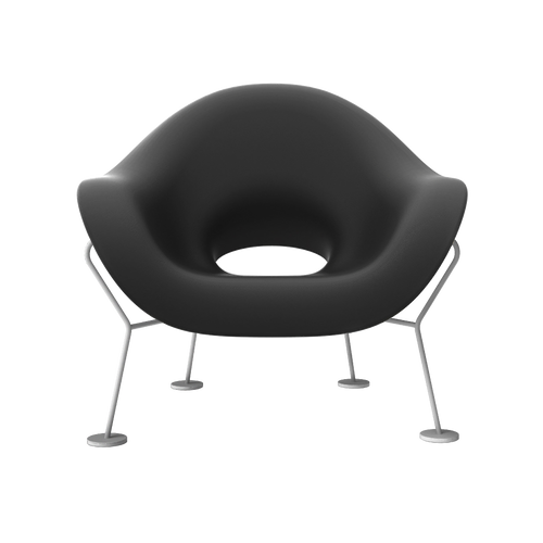 QEEBOO | Pupa Armchair - Powder Coat Base - Outdoor (Multiple Colours Available)