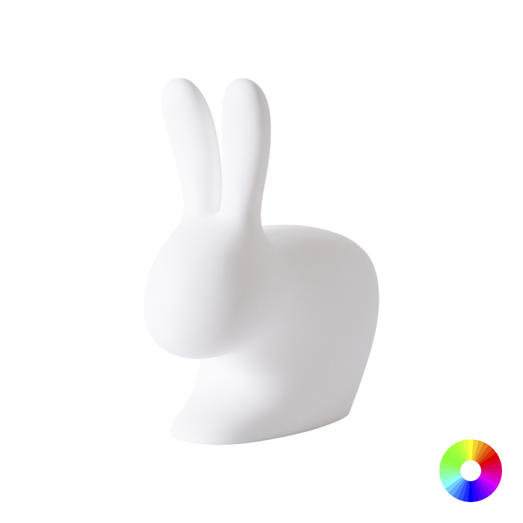 QEEBOO | Rabbit Lamp With Rechargeable LED - Large