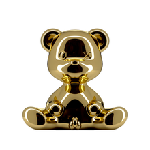 Load image into Gallery viewer, QEEBOO | Teddy Boy Lamp - Metallic Finish (Multiple Finishes Available)