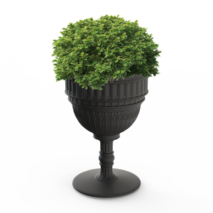 QEEBOO | Capitol Planter / Champagne Cooler (Black & White Available)