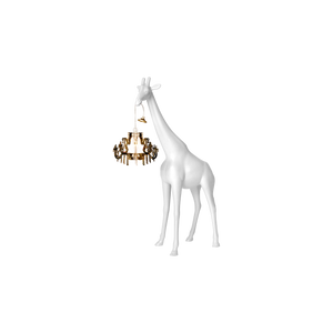 QEEBOO | Giraffe In Love XS Lamp - Multiple Colours Available (1 Meter)