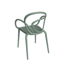 Load image into Gallery viewer, QEEBOO | Loop Chair Without Cushion - Set Of 2 Pieces (Multiple Colours Available)