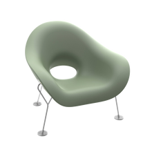 Load image into Gallery viewer, QEEBOO | Pupa Armchair - Powder Coat Base - Outdoor (Multiple Colours Available)