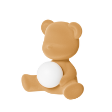 Load image into Gallery viewer, QEEBOO | Teddy Girl Lamp - Velvet Finish (Multiple Colours Available)