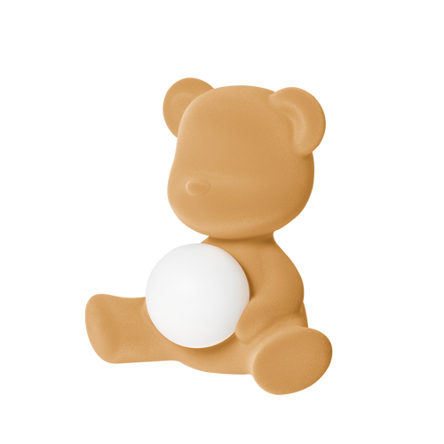 QEEBOO | Teddy Girl Lamp - Velvet Finish (Multiple Colours Available)