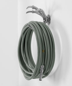 GARDEN GLORY | Claw Wall Mount - Silver (Garden Hose Combinations)
