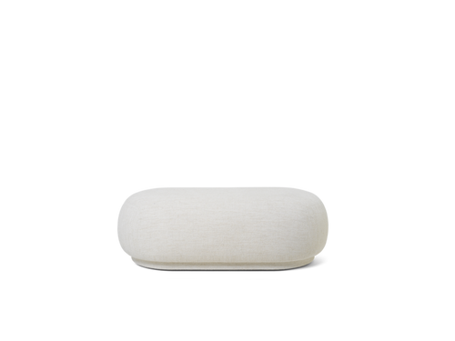 FERM LIVING | Rico Ottoman Boucle - Off-White