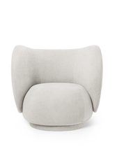 Load image into Gallery viewer, FERM LIVING | Rico Lounge Chair - Off-White