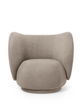 Load image into Gallery viewer, FERM LIVING | Rico Lounge Chair - Sand