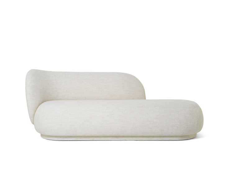 FERM LIVING | Rico Divan Boucle - Off-White