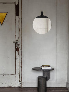 FERM LIVING | Enter Mirror Large - Black