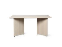 Load image into Gallery viewer, FERM LIVING | Mingle Wood Table Top - Rectangular (Multiple Sizes & Finishes)