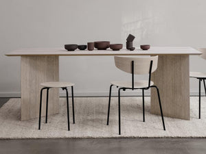 FERM LIVING | Mingle Wood Table Top - Rectangular (Multiple Sizes & Finishes)