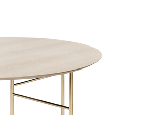 FERM LIVING | Mingle Wood Table Top Round 130cm - (Multiple Finishes)