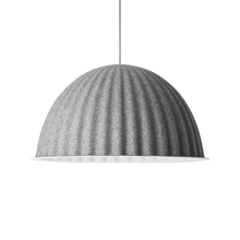 Load image into Gallery viewer, MUUTO | Under The Bell Pendant Lamp - Grey (Small/Large Available)