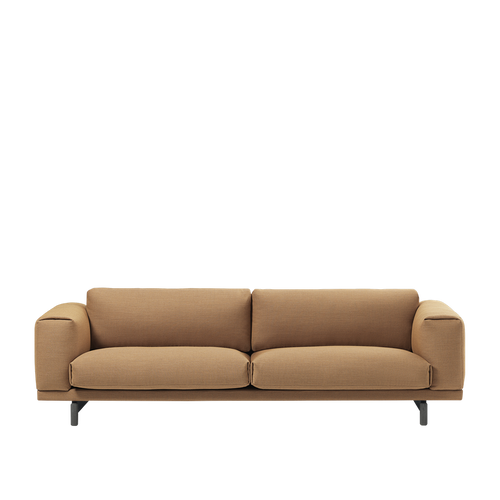 MUUTO | Rest Sofa - 3 Seater (Multiple Colours Available)