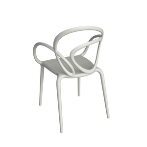 QEEBOO | Loop Chair Without Cushion - Set Of 2 Pieces (Multiple Colours Available)