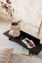 Load image into Gallery viewer, FERM LIVING | Oblique Bench Natural Black