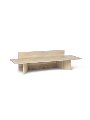 FERM LIVING | Oblique Bench Natural Oak
