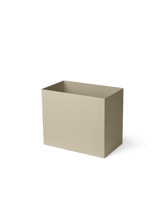 Load image into Gallery viewer, FERM LIVING | Plant Box Pot Large - Cashmere