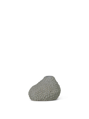 FERM LIVING | Vulca Mini Vase Grey Dots