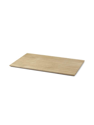 FERM LIVING | Tray for Plant Box Large - Wood Oiled Oak
