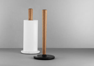 NORMANN COPENHAGEN | Craft Kitchen Paper Towel Holder - Black