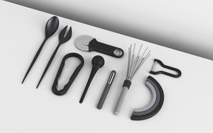 NORMANN COPENHAGEN | Functional Potato Peeler in Black