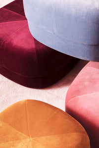 NORMANN COPENHAGEN | Circus Pouf Blush (Multiple Sizes)