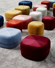 Load image into Gallery viewer, NORMANN COPENHAGEN | Circus Pouf Small Rust (Multiple Sizes)