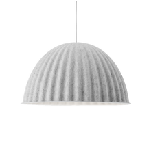 Load image into Gallery viewer, MUUTO | Under The Bell Pendant Lamp - White Melange (Small/Large Available)